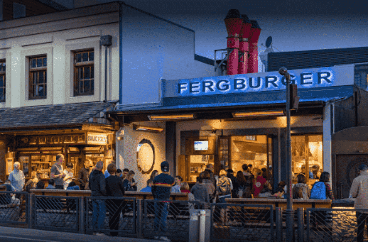 Fergberger New Zealand