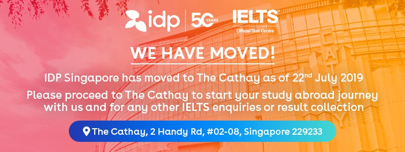IDP Office Relocation - The Cathay