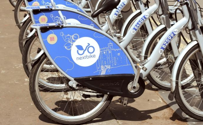 cardiff bicycle sharing