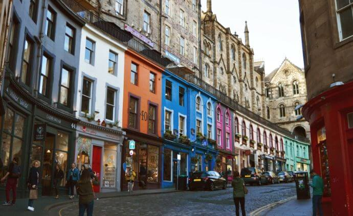 edinburgh scottish slang